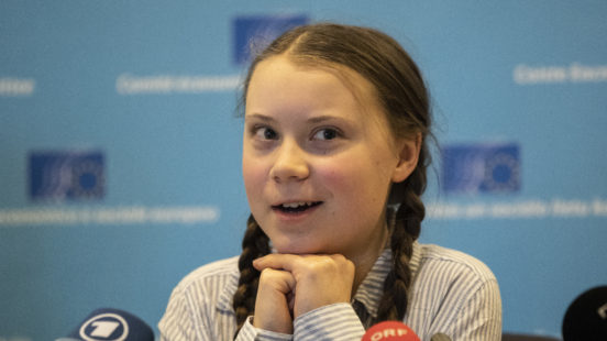 Greta Thunberg - The Voice of the Future