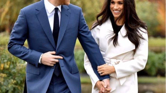 Harry & Meghan: The Next Step