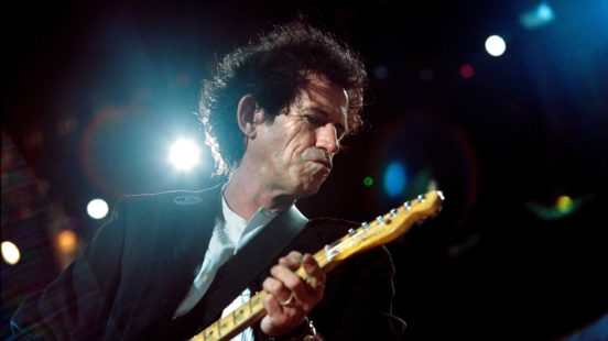 Keith Richards – You Can't Rock Me