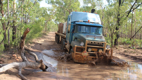 Best of Outback Truckers