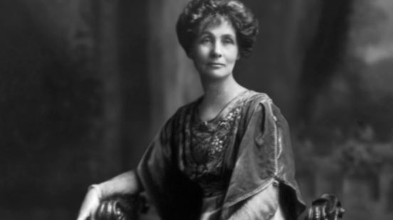 Emmeline Pankhurst: The Making of a Militant
