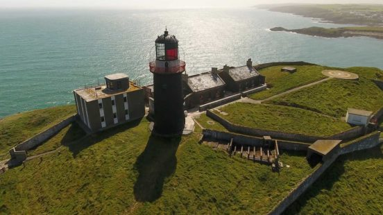 The Great Lighthouses of Ireland