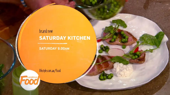 Saturday Kitchen International