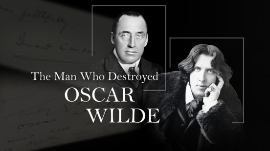 The Man Who Destroyed Oscar Wilde