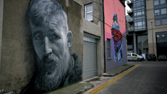 Wonder Walls: The Story Of Irish Street Art