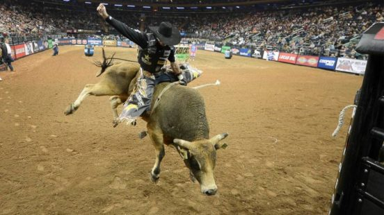 The Best of Asia Pacific Sports - Bull Riding